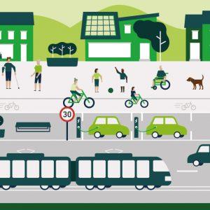 Wie gelingt die kommunale Verkehrswende?