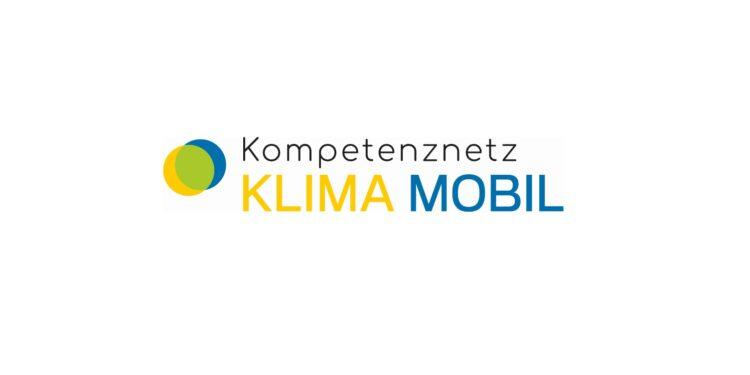 Logo des Kompetenznetz Klima Mobil - Netzwerk für klimafreundliche Mobilität in Kommunen